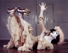 New Blog / Butoh Dance by Kazuo Ohno on TheNeonCart.com