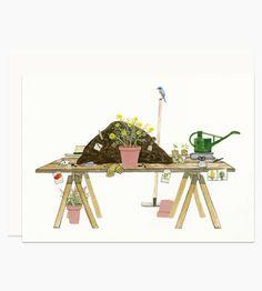 The Gardener's Desk