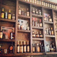 seanallred:  all of the whiskey.