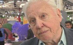 Video: Sir David Attenborough: we need to focus on renewable resources - Telegraph