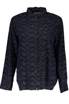 Camicia Donna Lee (BO-L47ISTAP BLUE) colore Blu