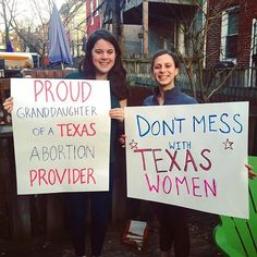 Are you ready to rally?  We LOVE these signs from our supporters! See you outside the Supreme Court to #StopTheSham and protect abortion access! * * * #reproductivehealth #abortion #abortionaccess #reproductiverights #womensrights #humanrights #prochoice #feminist #feminism #activist #activism #Texas #DrawTheLine #stephaniehasaposse