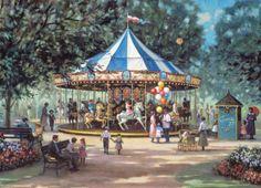 Carousel    Children`s Carousel