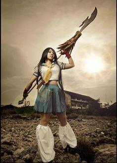 Ikki Tousen de Battle Vixen