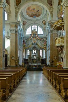 Klosterkirche St. Mang in Füssen