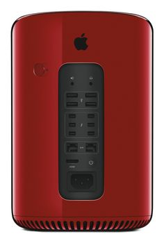 Jony Ive And Marc Newson Customize An Unreleased Mac Pro For (RED) Auction