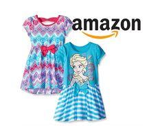 70% Off Girls' Dresses   Amazon $3.89 (amazon.com)