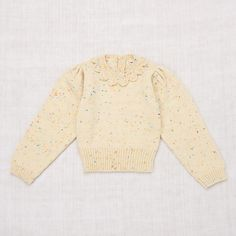 Bite Me Fishing Print Newborn Kids Crew Neck Sweater Long Sleeve Soft Knitted Jumper Top