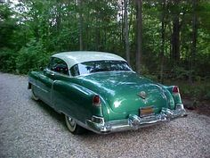1953 Cadillac Series 62 Coupe