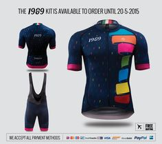 This one has DISCO all over it, from L'etape www.letape.nl
