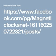 https://www.facebook.com/pg/Magneticlocksnet-161160250722321/posts/