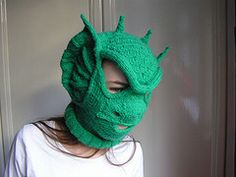 Ravelry: Dracoclava pattern by Anne-Marie Dunbar
