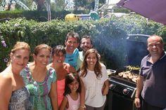 Sábado de BARBACOA con los compañeros del Equipo Lazy. !! Que gran familia !!  www.anavelazquez.es