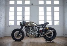 Yamaha Virago XV 750 by Vintage Addiction Crew