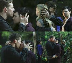 i bet this is when they find out hes dying :'( - Ugh! My feels!! It hurts!!! Please don't die, Charming!!!!