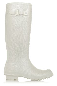 Shop Hunter Carnaby Boa Tall Snake-effect Wellington Boots from stores. Hunter Original, Wellington Boot, Snake, Booty, The Originals, My Style, Shopping, Shoes, Collection
