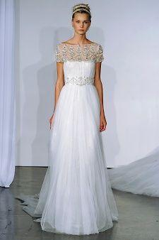 Marchesa | Martha Stewart Weddings