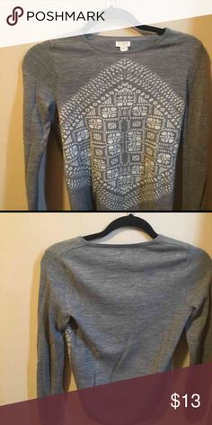 J crew sweater Great j crew sweater in great condition. Worn once only J. Crew Sweaters Crew & Scoop Necks