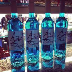 Azul Mediterraneo  Blue Chardonnay Wine now in UK  #Azul #blue #bluewine #vino #spain #spain🇪🇸 #natural #chardonnayallday #chardonnay #chardonnayday #azulmediterraneo #wine #winetasting #winetime #winelover #wineloversclub #winetime
