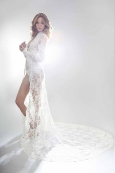 "Wedding dress ""Versailles Coat"" by The State of Grace  id436"