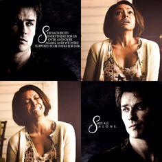 "#TVD 6x09 ""Alone"" - Damon and Bonnie"