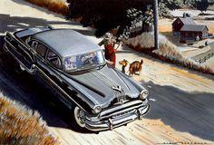 Oldsmobile - Alain Bertrand