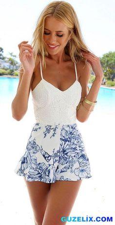 sokak-modası-elbise-kombin-mini-etek-street-style-summer-floral-lace-@güzelix
