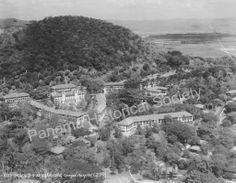 Gorgas Hospital, Ancon, Panama Canal Zone - 1935.  My birthplace 1942.