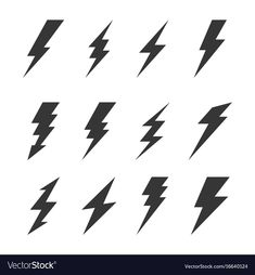 Find Thunder Bolt Lighting Flash Icons Set stock images in HD and millions of other royalty-free stock photos, illustrations and vectors in the Shutterstock collection. Thousands of new, high-quality pictures added every day. Phrase Tattoos, Couple Tattoos, Body Art Tattoos, Tattoos For Guys, Sleeve Tattoos, Tatoos, P Tattoo, Glyph Tattoo, Unique Tattoos
