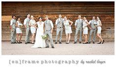 wedding party; arizona wedding photography