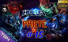 Heroes of Storm BETA Gameplay Español Partida # 15 RAYNOR 1080p 2.0 @geo...