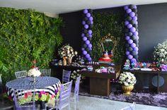 Disney Descendants party Birthday Party Ideas   Photo 1 of 32   Catch My Party