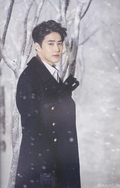 Ideas photography winter boy for 2019 Baekhyun Chanyeol, K Pop, Luhan And Kris, Kim Joon Myeon, Exo Red Velvet, Exo 2014, Fandom, Kpop Exo, Exo Members