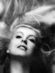 Catherine Deneuve photographed Richard Avedon