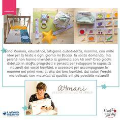 Oggi continuiamo a festeggiare le Donne presentandovi queste fantastiche creative! :-) #ilmondocreativo #craftyourparty