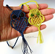 A blog by Sherri Stokey about handmade jewelry designs using micro macrame (aka micromacrame), beaded macrame, beadweaving and wire techniques.