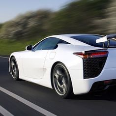 Lexus LFA - Have you got the need for Speed...
