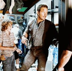And when he thrusted like this. | 31 Times Chris Pratt Was Perfection In Human Form