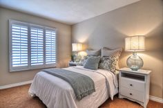 Bowman Group Architectural - Looks like a very comfy guest bedroom