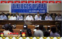 Revista Lema: COLOMBIA: POR FIN PARECIERA ESTAR TRIUNFANDO LA PA...