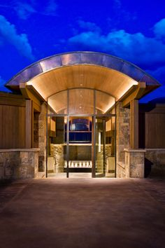 389 Ridge Road by Charles Cunniffe Architects, Aspen Colorado. Photo by Michael Hefferon (www.cunniffe.com)
