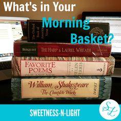 Morning Basket Printable Plans