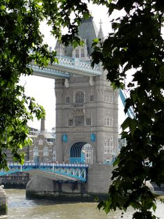 Tower bridge in London will be on my list of places to go this weekend! I'm so excited to see where my grandma grew up! :)