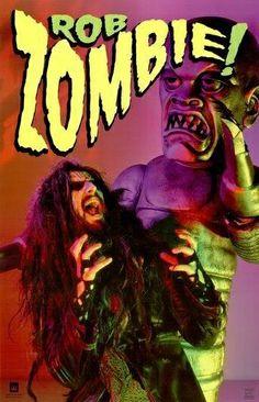 Rob Zombie                                                                                                                                                                                 More
