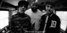 BodyGaurd (1) -Bring Me The Horizonm GiF