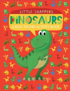 Dinosaurs: A Busy Sticker Activity Book