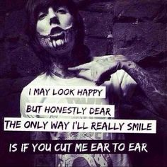 Chelsea Smile ♥ -Bring Me the Horizon