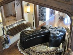 Chrome Hearts Couch