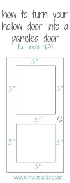 The helpful details is below Old Small House Remodel - DIY Schule Home Design, Diy Design, Interior Design, Luxury Interior, Home Renovation, Home Remodeling, Home Improvement Loans, Home Improvement Projects, White Panel Doors