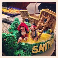 Piratas Cake